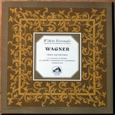 Wagner Ouvertures Furtwangler