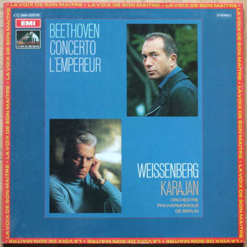 Beethoven Concerto Piano 5 Weissenberg
