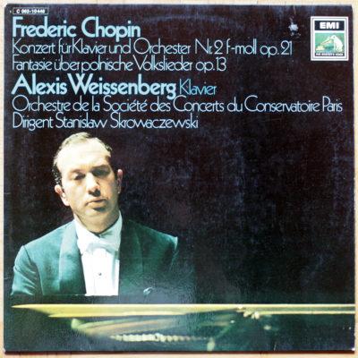 Chopin Concerto Piano 2 Weissenberg Skrowaczewski