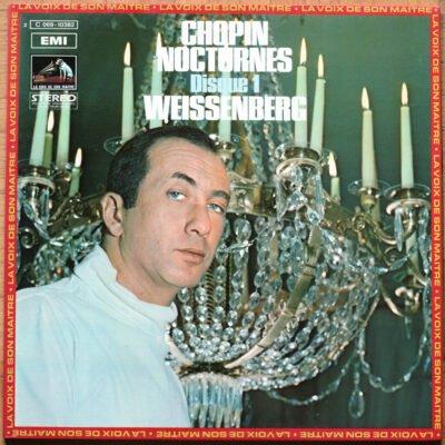 Chopin Nocturnes Weissenberg