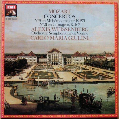 Mozart Concerto Piano 9 21 Weissenberg Giulini