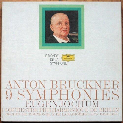 Bruckner Symphonies Integrale Jochum