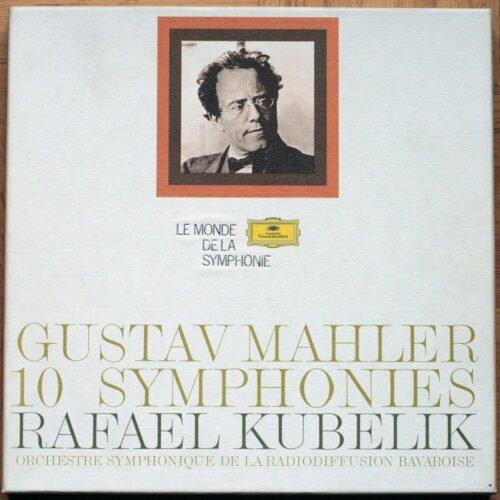 Mahler Symphonies Integrale Kubelik