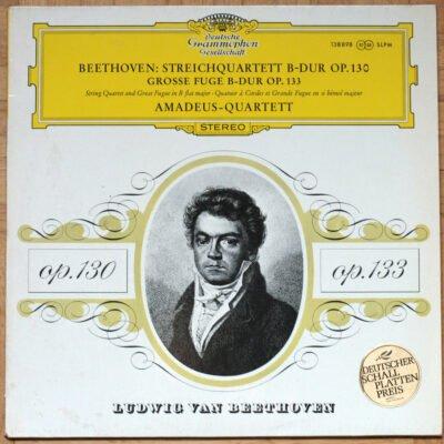 Beethoven Quatuor 13 Quatuor Amadeus
