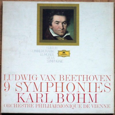 Beethoven Symphonies ntegrale ohm