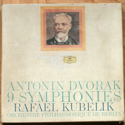 Dvorak Symphonies Integrale Kubelik
