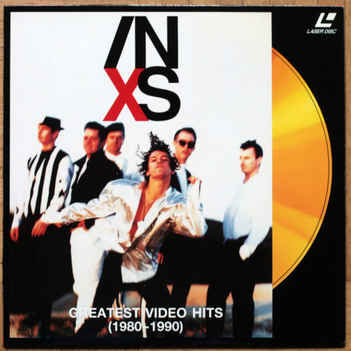 INXS Greatest Video Hits
