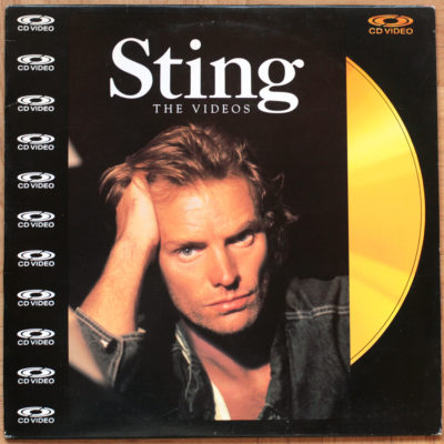 Sting ‎The Videos