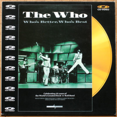 The Who Who's Better Who's Best