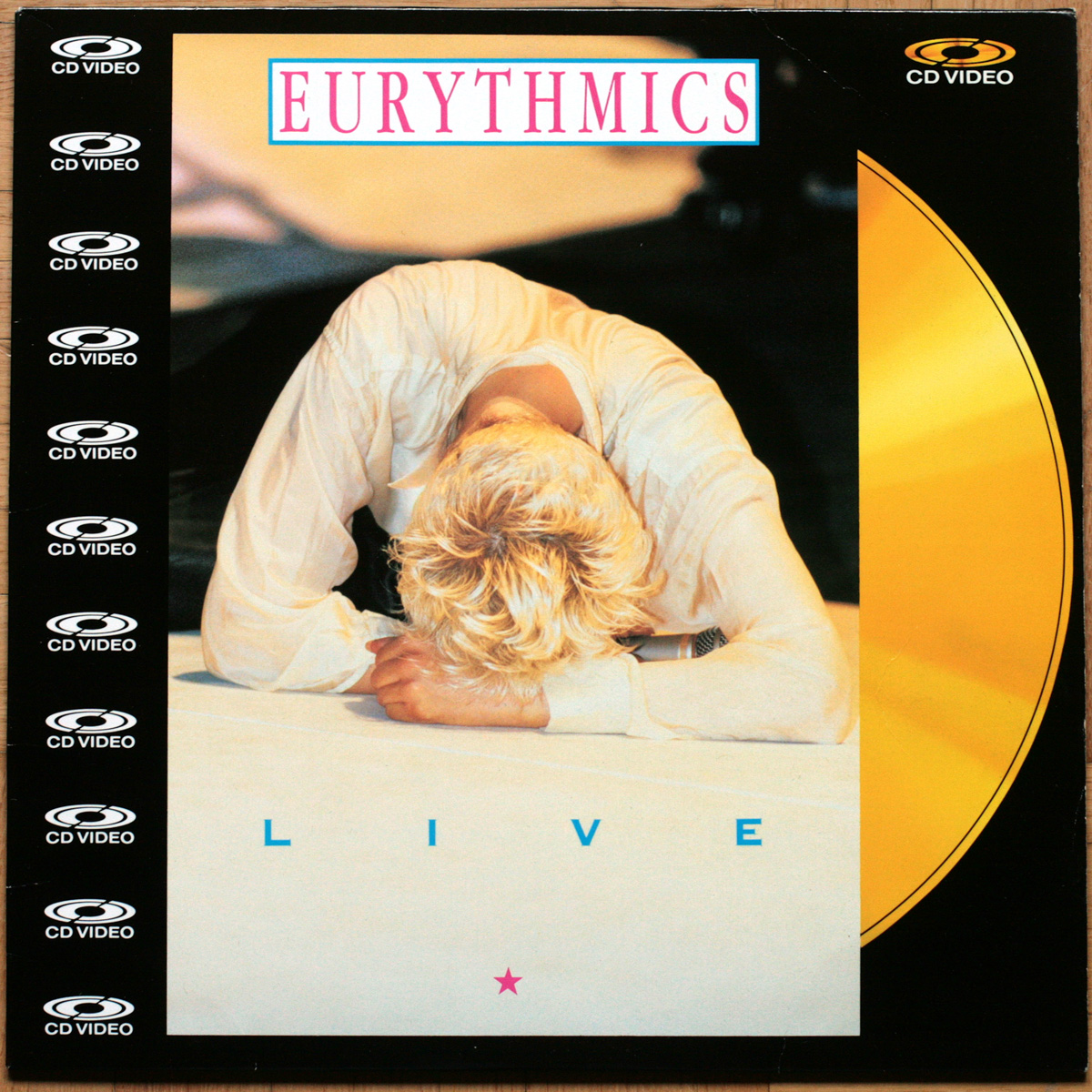 Eurythmics Live