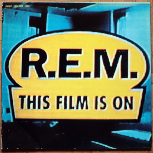 R.E.M. REM This film is on