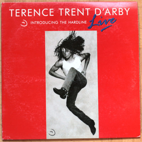 Trent d'Arby Live