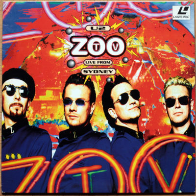 U2 ZooTV Live from Sidney
