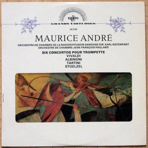 Concerto Trompette Andre Paillard Ristenpart