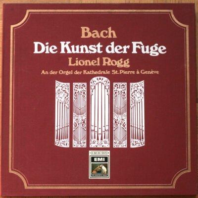 Bach Art Fugue Rogg