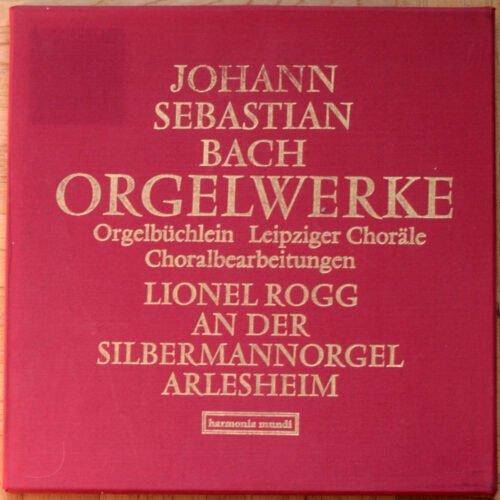 Bach Orgelbuchlein Rogg