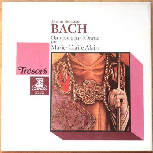 Bach Orgue Chorals Alain