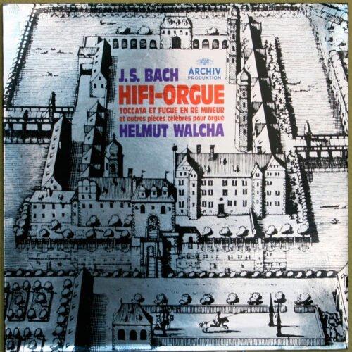 Bach Hifi-Orgue Walcha