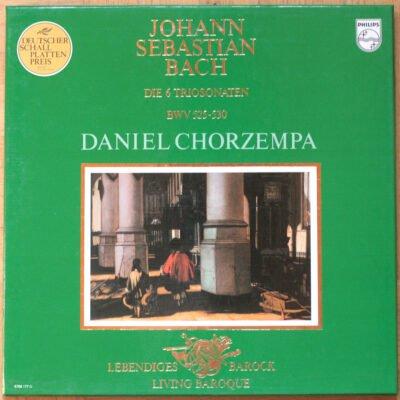 Bach Triosonaten Chorzempa