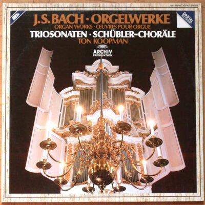 Bach Triosonaten Koopman