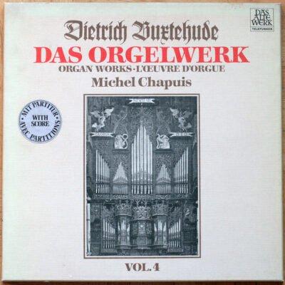 Buxtehuse Orgue Vol 4 Chapuis