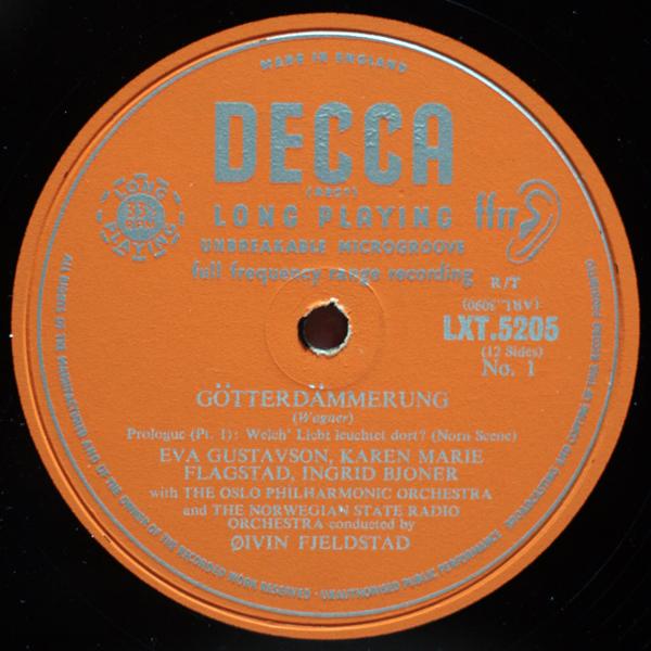 Decca   Records   LP   Vinyl   Label Guide   Références   England