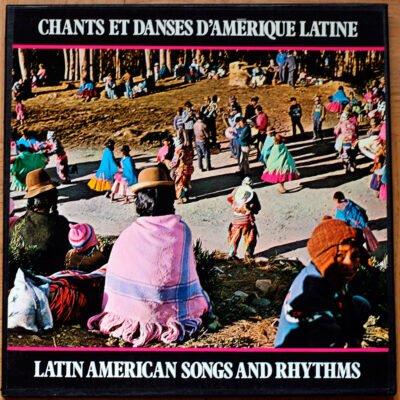 Chants Danses Amerique Latine