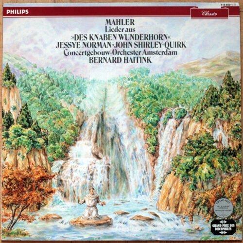 Mahler Lieder Haitink