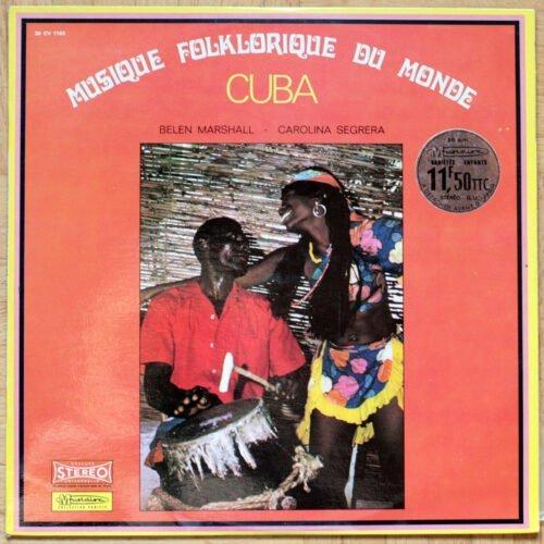 Musique Folklorique Cuba
