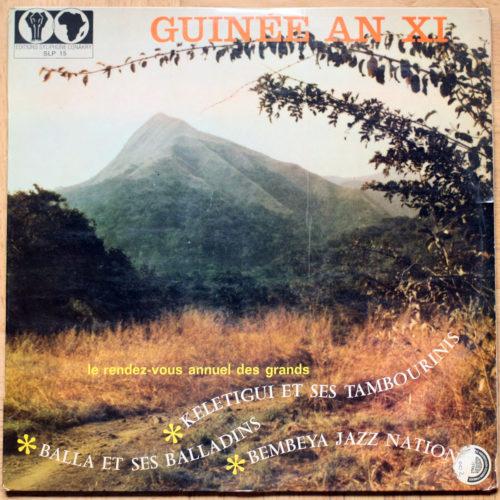 Guinée • Keletegui Balla Bembaya jazz National