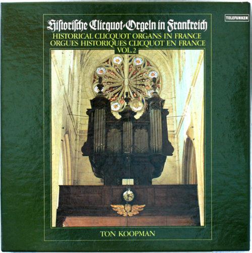 Couperin Messes orgue Cliquot Koopman