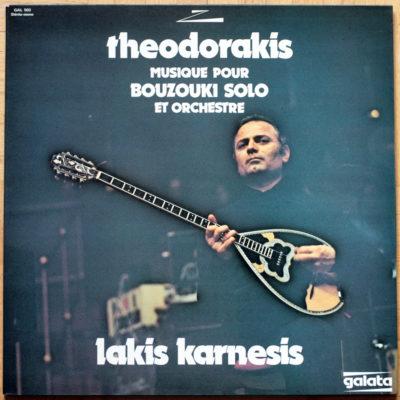 Theodorakis Bouzouki Karnesis