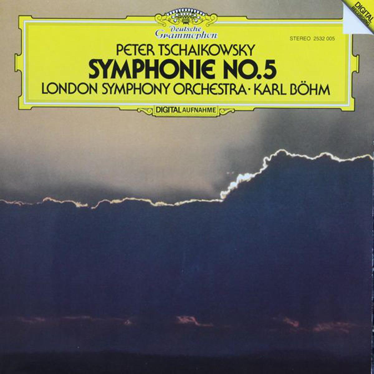 DGG 2532005_Tchaikowsky Symphonie 5 Bohm