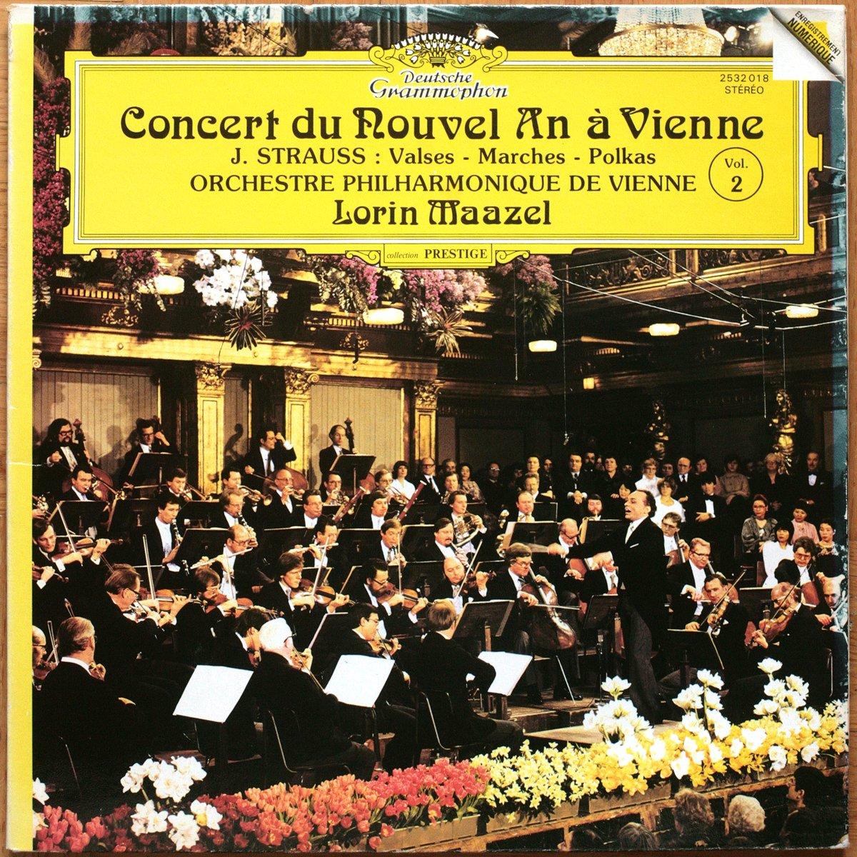 DGG 2532018 Strauss Concert Nouvel An 2 Maazel