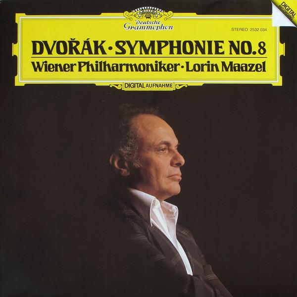 DGG 2532034 Dvorak Symphonie 8 Maazel