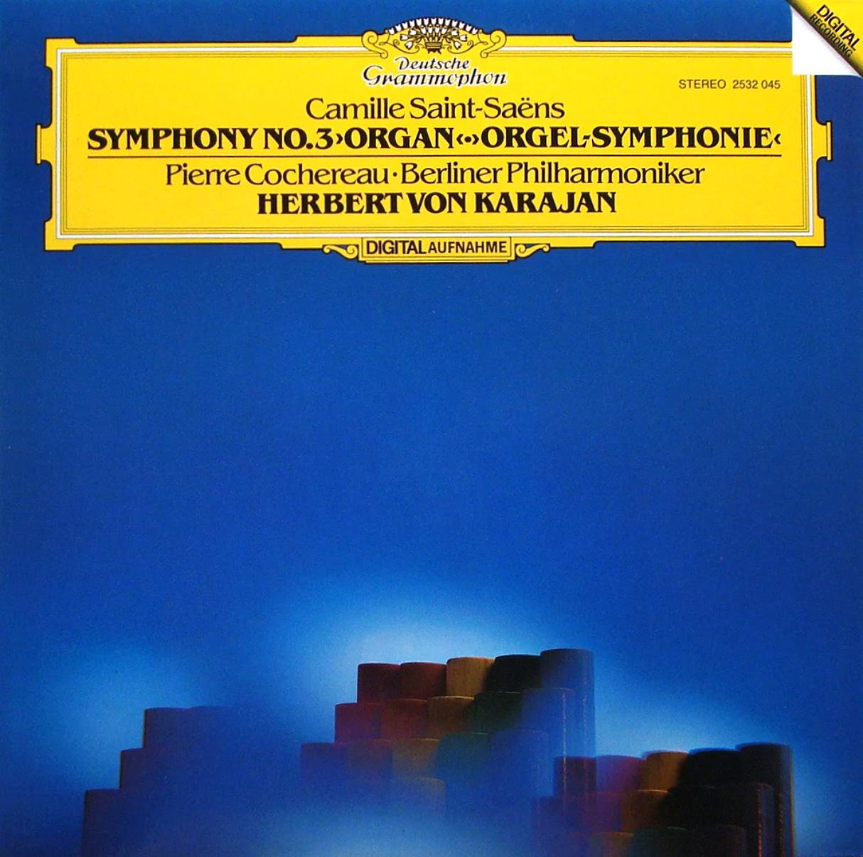 DGG 2532045 Saint Saens Symphonie 3 Karajan