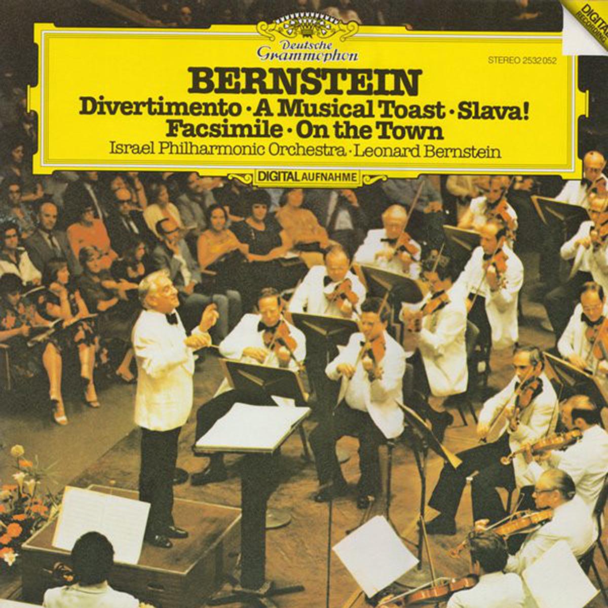 2532052 Bernstein Divertimento Bernstein