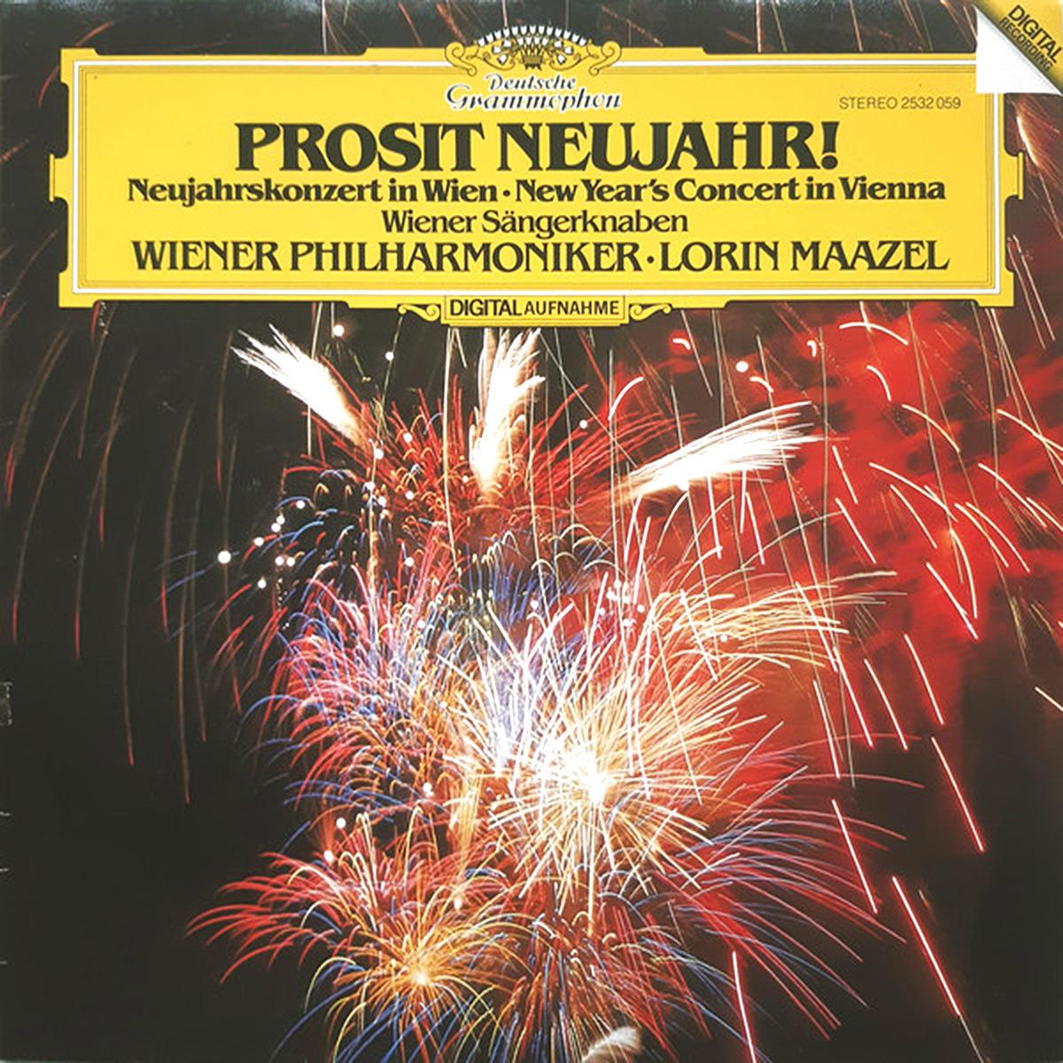 DGG 2532059 Prosit Neujahr Maazel