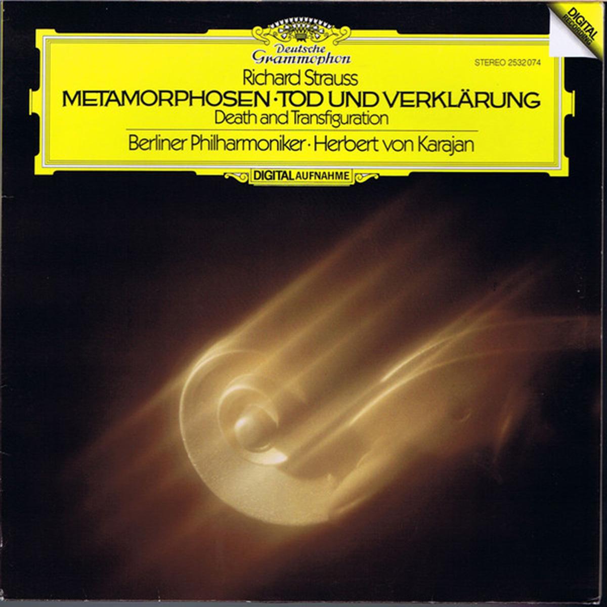 DGG 2532074 Strauss Metamorphoses Karajan
