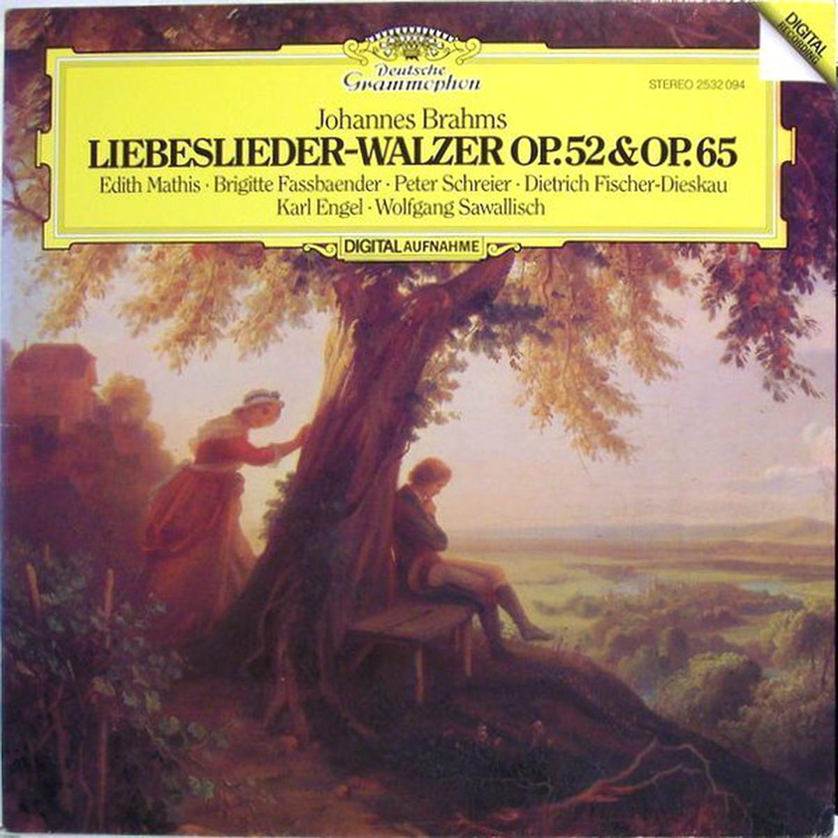 DGG 2532094 Brahms_ Liebeslieder