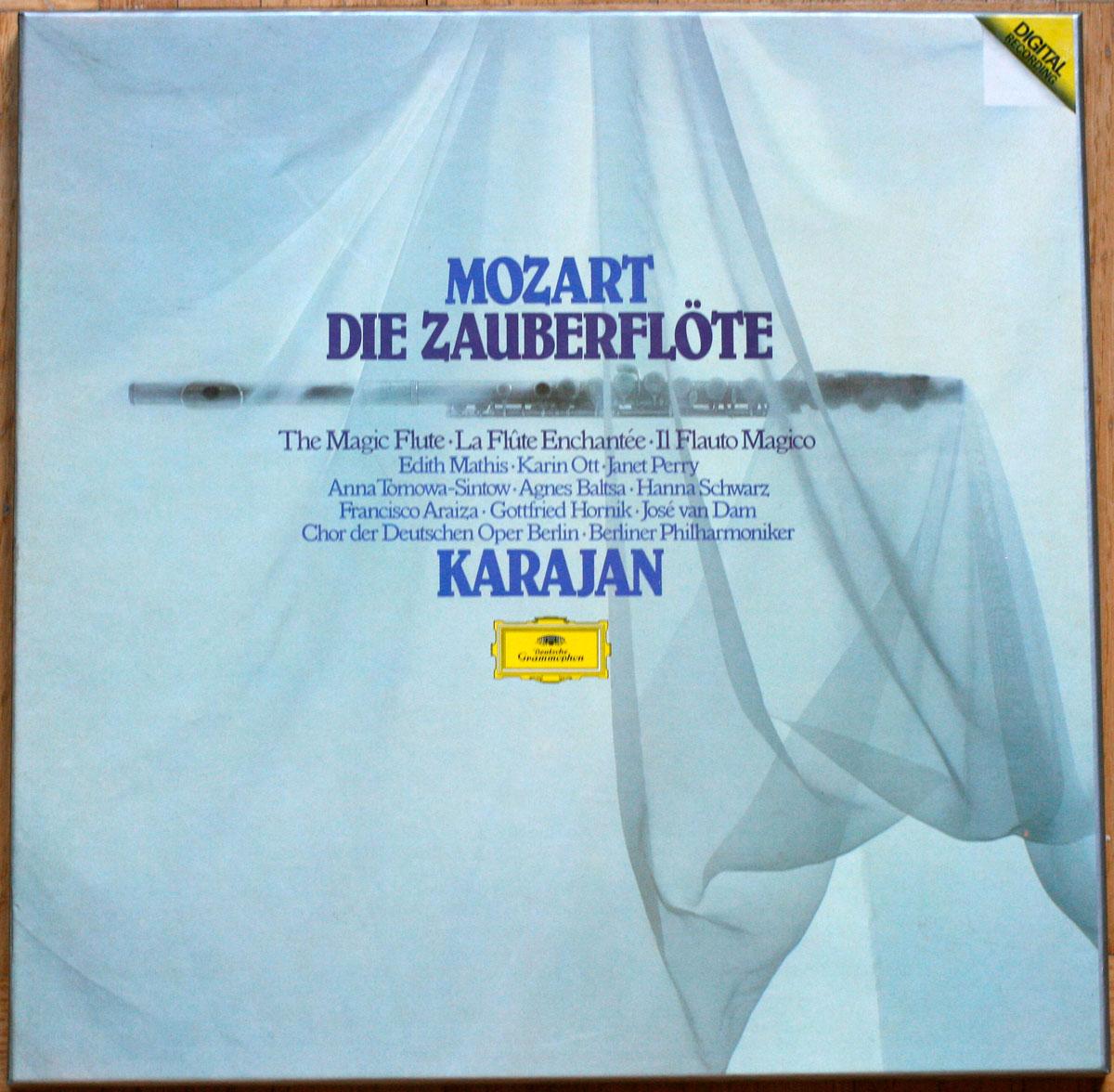 DGG 2741 001 Mozart_ Zauberflote Karajan