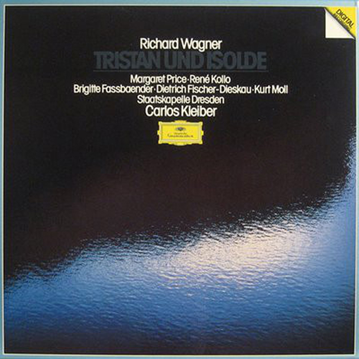 DGG 2741007 Wagner Tristan Isolde_ Kleiber