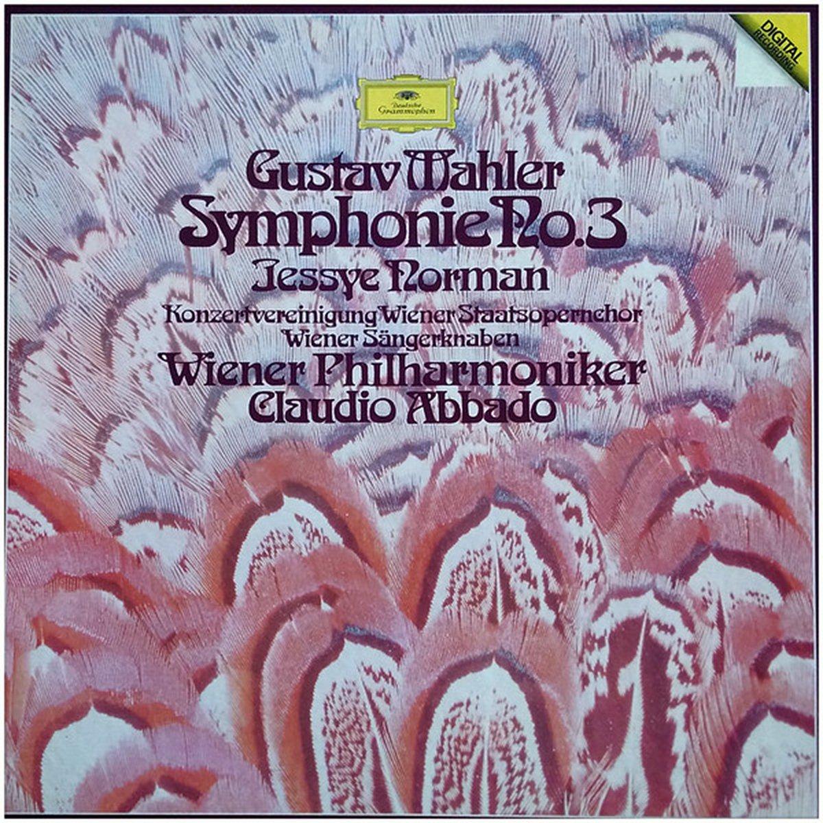 DGG 2741010 Mahler Symphonie 3 Abbado
