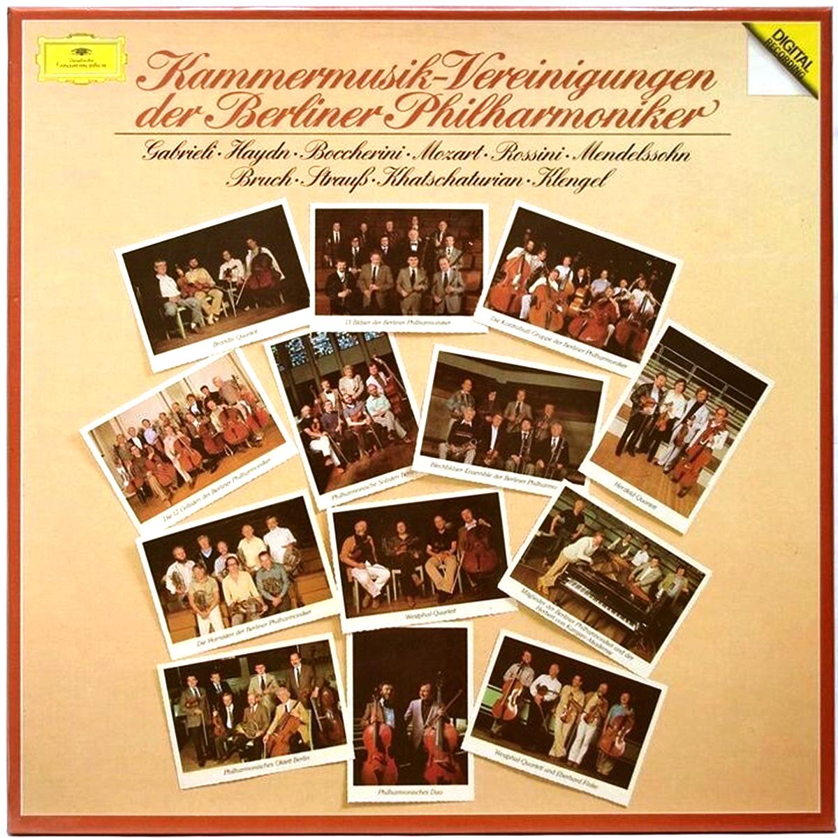 DGG 2741011 Kammermusik Berliner Philharmoniker