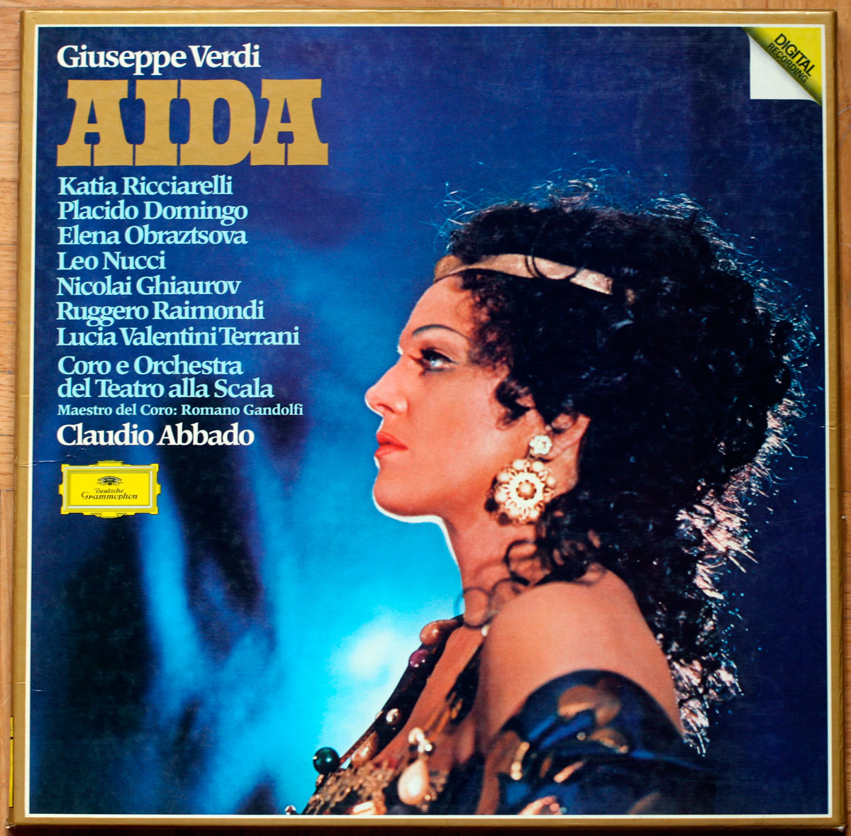 DGG 2741014 Verdi Aida Abbado