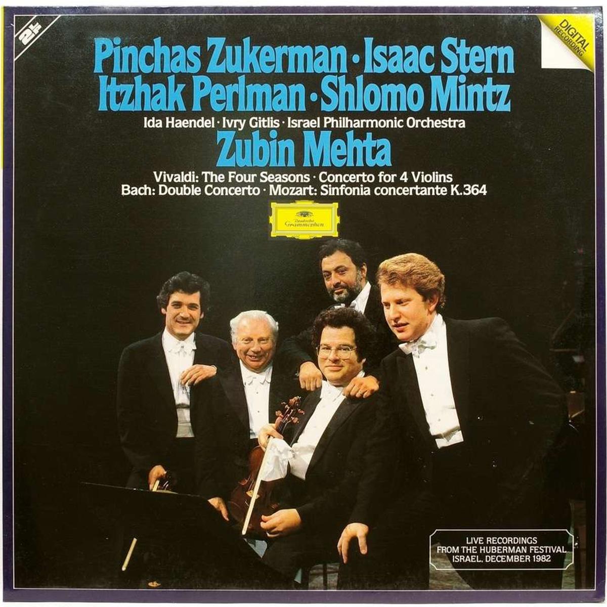 DGG 2741022 Vivaldi Bach Mozart Mehta