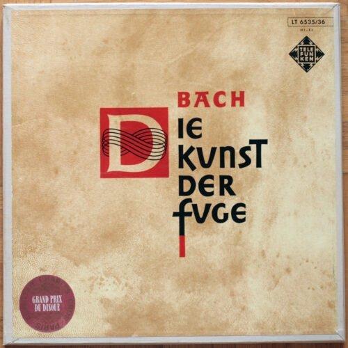 Bach Art Fugue Richter Redel