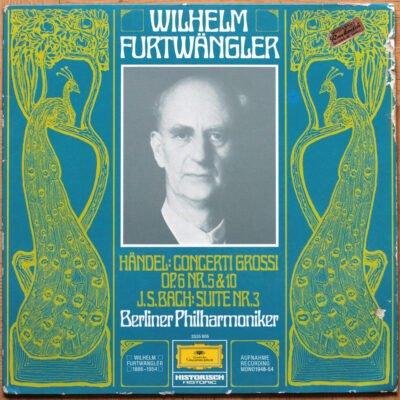 Bach Handel Furtwangler