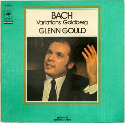 Bach Variations Goldberg Gould