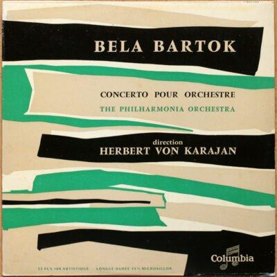 Bartok Concerto Pour Orchestre Karajan